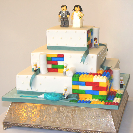 Lego Wedding Cake Cake Maker Newbury
